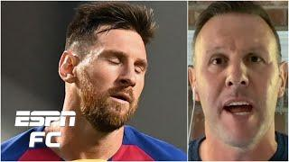 IT WAS BETRAYAL! ESPN FC spars over Lionel Messi staying at Barcelona | ESPN FC