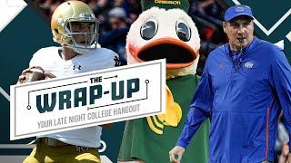 Your late night college hangout | The Wrap-Up Show!