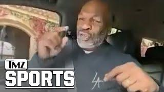 Mike Tyson Fighting Roy Jones Jr. In Comeback, I Only Fight Full Speed! | TMZ Sports
