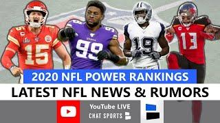 NFL Daily LIVE with Mitchell Renz & Harrison Graham (September 9th, 2020)