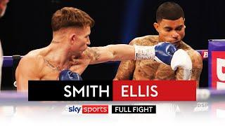 STAR PERFORMANCE! | Dalton Smith vs Ishmael Ellis | Full Fight