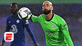 I will be STUNNED if Willy Caballero doesn't start for Chelsea - Don Hutchison | Premier League