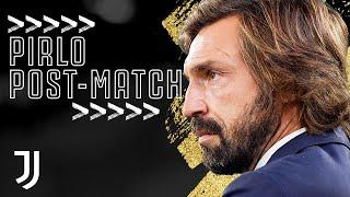 PIRLO POST-MATCH | Andrea Pirlo Speaks after his first Juventus Victory as Manager! | #JUVESAMP