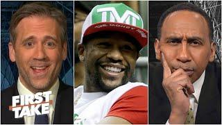Stephen A. & Max react to the Floyd Mayweather vs. Logan Paul fight announcement