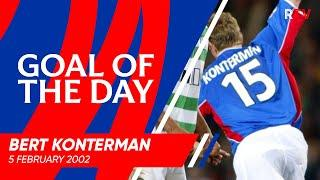 GOAL OF THE DAY | Bert Konterman v Celtic