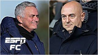 Jose Mourinho one year in charge at Tottenham: Has Daniel Levy been proven right? | ESPN FC