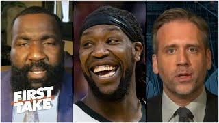 Montrezl Harrell to the Lakers is the best signing of the offseason! - Kendrick Perkins | First Take