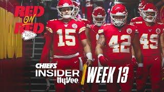 Prepare for the Denver Broncos | Hy-Vee Chiefs Insider Week 13