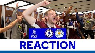 'It's Unbelievable, What A Feeling' - Jamie Vardy | Chelsea 0 Leicester City 1 | 2020/21