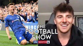 Mason Mount talks about his first season in the Premier League & the pressure of playing for Chelsea