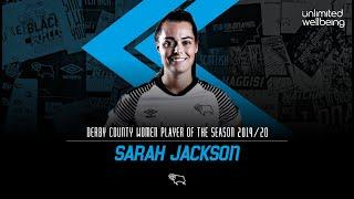 END OF SEASON AWARDS   Derby County Women Player of the Season
