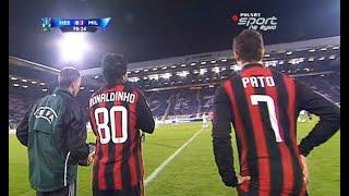 3 Times Ronaldinho Substituted & Changed The Game