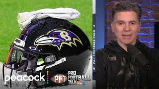 Baltimore Ravens' COVID-19 outbreak postpones Steelers game | Pro Football Talk | NBC Sports