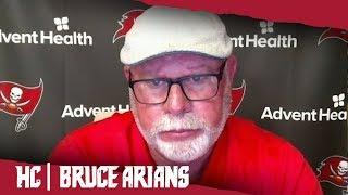 "Bruce Arians Calls Tristan Wirfs ""Everything You're Looking For"" 