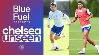 First Look At Thiago Silva In Chelsea Training + Behind-The-Scenes Of Funny Photoshoot!    Unseen
