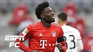 Bayern Munich's Alphonso Davies is one of the hottest properties in football - Hislop | Bundesliga
