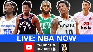 NBA Rumors, News, Trades On Chris Paul, Kyle Lowry & DeMar DeRozan + NBA Draft Rumors + Live Q&A