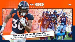 Titans vs. Broncos preview: Why Phillip Lindsay could be the difference | Broncos Weekend