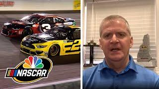 NASCAR America: Who can take NASCAR Cup Series Playoff momentum into Bristol? | Motorsports on NBC