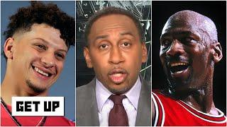 Stephen A. on if Patrick Mahomes can be the Michael Jordan of his generation | Get Up