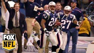 Hall of Fame DB Ty Law recalls moments from Super Bowl 36, Brady signing with the Bucs | FOX NFL