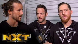 Adam Cole promises that Kyle O'Reilly will be NXT Champion: WWE Network Exclusive, Dec. 16, 2020