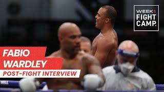 """""""Maximum Violence!"""" Fabio Wardley destroys Vallily to land English Heavyweight Title at Fight Camp"""