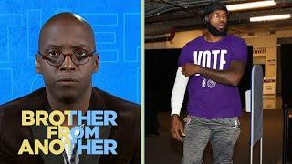 LeBron James paving way as athletes 'find their voices' | Brother From Another | NBC Sports