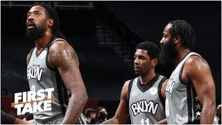 Which team is the Nets' biggest threat in the East? First Take debates
