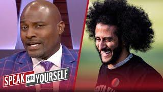 If owners have their way, Kaepernick will be signed this season — Wiley   NFL   SPEAK FOR YOURSELF