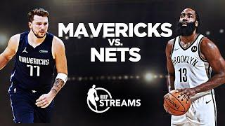 Talking NBA fashion with James Harden and previewing Mavs vs. Nets | Hoop Streams