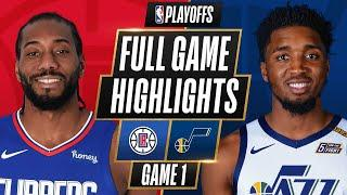 #4 CLIPPERS at #1 JAZZ | FULL GAME HIGHLIGHTS | June 8, 2021