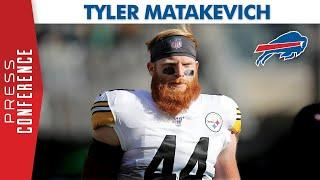 Tyler Matakevich Is Excited to Be a Part of the Bills Culture