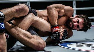 The Best Grappler In MMA? | Garry Tonon's ONE Highlights