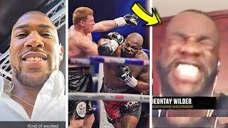 REACTIONS TO DILLIAN WHYTE КNOCKOUT vs POVETKIN IN REMATCH