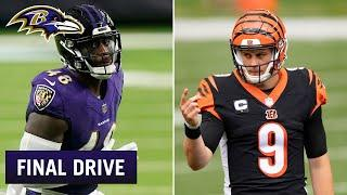 Patrick Queen Prepares to Face Former Teammate | Ravens Final Drive