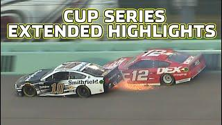 Ryan Blaney gets taken out as William Byron dominates | Extended highlights from Homestead-Miami