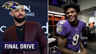 Lamar Jackson Not Worried About Drake or Madden Curses | Ravens Final Drive