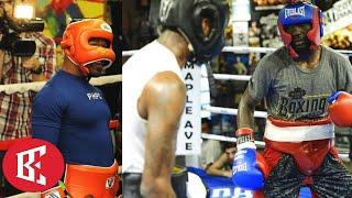 Shawn Porter Training TERENCE CRAWFORD WANTED Target says Kenny Porter