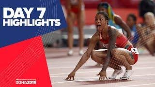 Highlights | World Athletics Championships Doha 2019 | Day 7