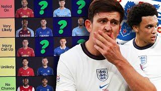 RATING ENGLAND DEFENDERS & DM'S CHANCES OF GOING TO EURO 2020 | #WNTT