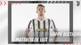 Happy Birthday Matthijs de Ligt!  | De Ligt's Debut Season in 60 Seconds!