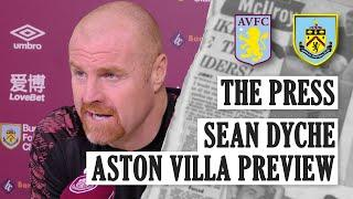 Manager On Villa, Players Returning, and Houllier | PRESS | Aston Villa v Burnley