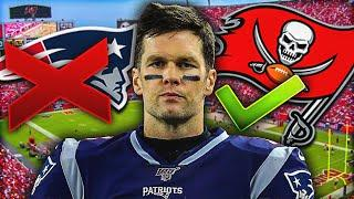 The REAL Reason Why Tom Brady LEFT The Patriots