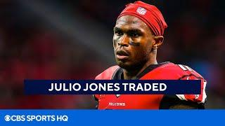 BREAKING: Julio Jones Traded to the Tennessee Titans | CBS Sports HQ