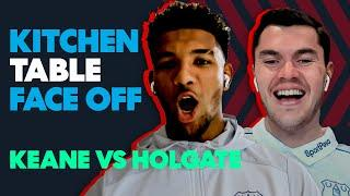 Keane vs Holgate | Which Everton Defender Will Come Out on Top?