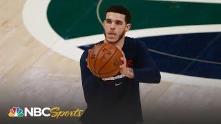 Why it'll be tough for New Orleans Pelicans to trade Lonzo Ball | PBT Extra | NBC Sports
