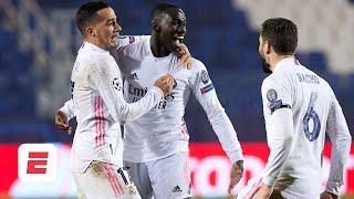 Ferland Mendy saves Real Madrid, but red card controversy sparks debate vs. Atalanta | ESPN FC