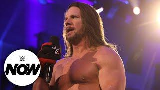 AJ Styles, Otis, Lacey Evans and more detail WWE Money In The Bank strategy: WWE Now
