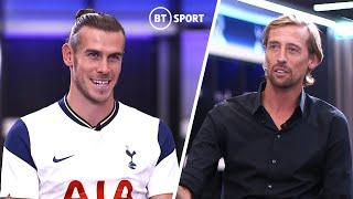 Gareth Bale meets Peter Crouch: Returning to Spurs, memories of Madrid, growing as a person